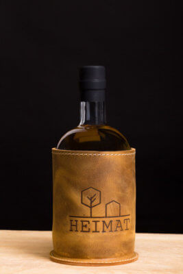 Launch des Heimat Barrel Aged Dry Gins