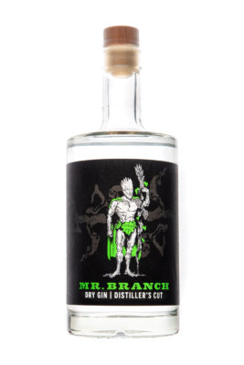 Hero Gin Distiller's Cut Mr. Branch