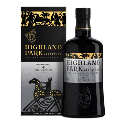 Highland Park Valfather komplettiert Viking Legend Trilogie