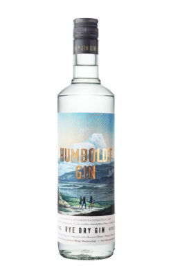 Spreewood Distillers launchen Humboldt Gin
