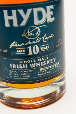 Hyde No. 1 - Presidents Cask