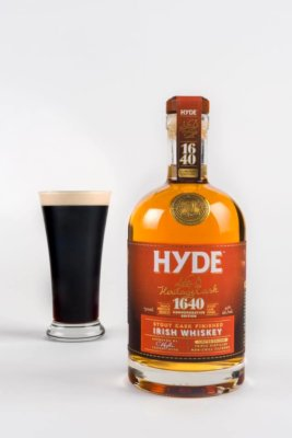 Launch des Hyde No. 8 Heritage Cask