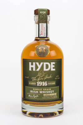 Hyde No. 3 Single Grain Irish Whiskey gelauncht