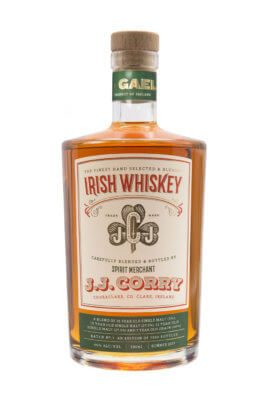 J.J. Corry The Gael Irish Whiskey ab sofort erhältlich