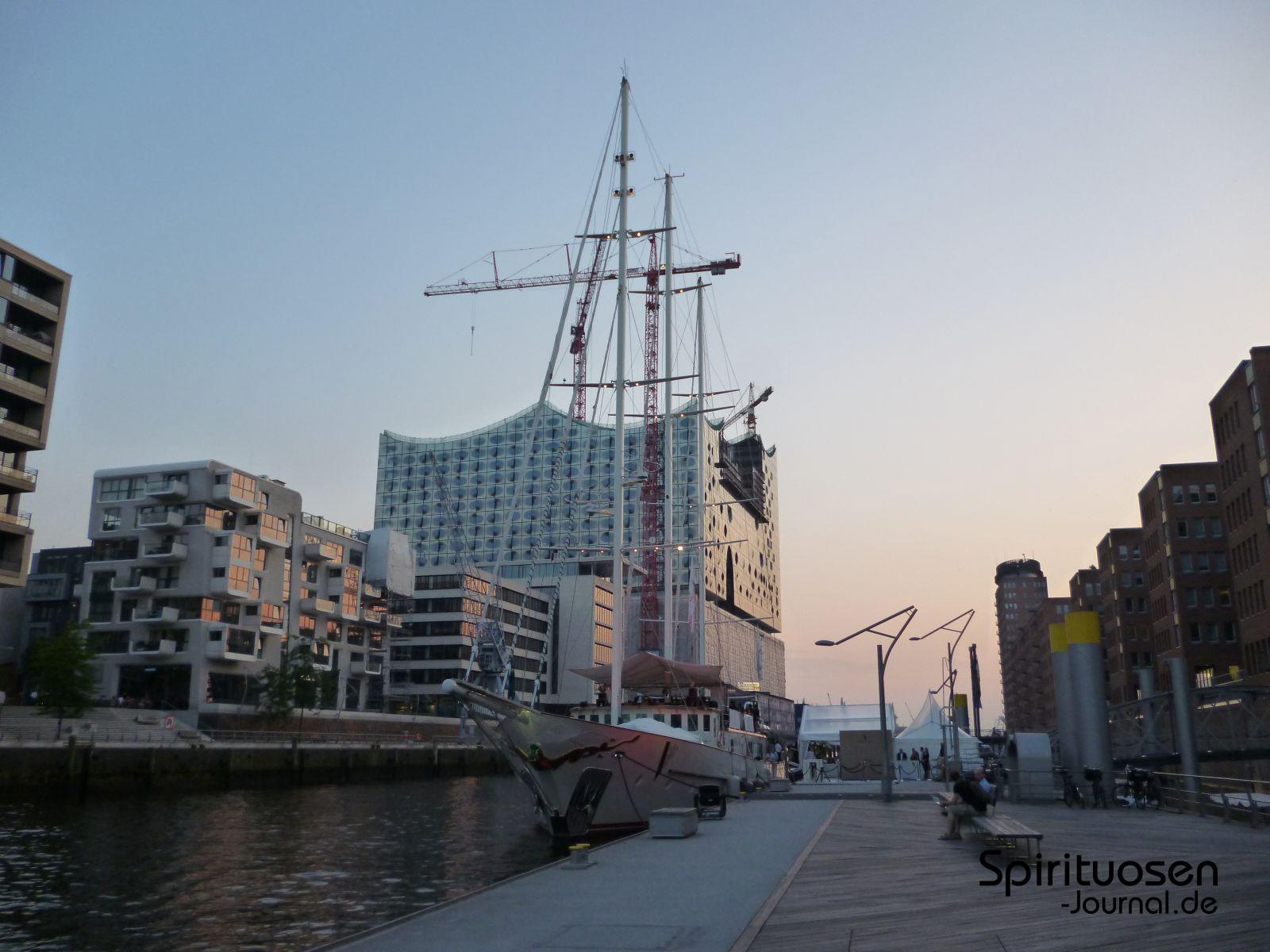 Bericht John Walker Sons Voyager Zu Besuch In Hamburg