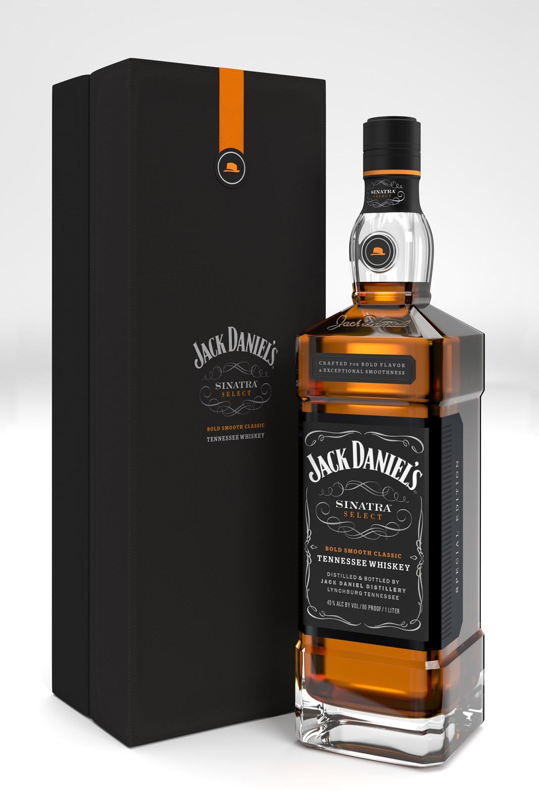 News: Sonderedition Jack Daniel\'s Sinatra Select kommt nach ...
