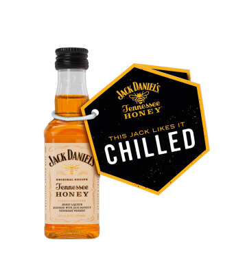 Jack Daniel's Tennessee Honey ab Februar in Geschenkset verfügbar
