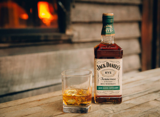 Launch des Jack Daniel's Tennessee Rye