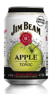 Jim Beam Apple & Tonic Limited Edition