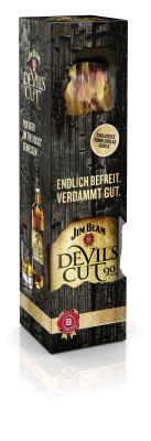 Jim Beam Devils Cut Geschenkset