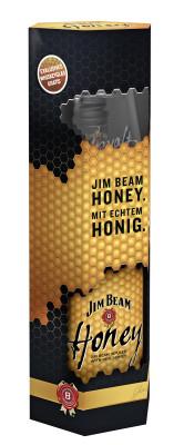 Jim Beam Honey Geschenkset