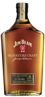 Jim Beam Signature Craft 12 Jahre erreicht deutschen Markt