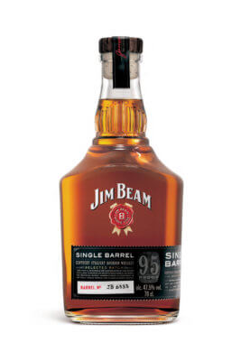 Jim Beam Single Barrel erreicht deutschen Markt