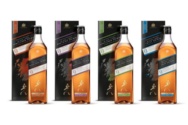 Launch der Johnnie Walker Black Label Origin Series