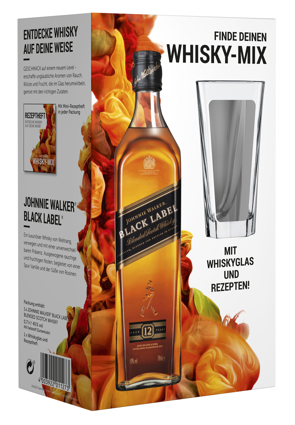 johnnie walker promotion In modern alcohol markets, the advertising and promotion of alcohol are central   in malaysia, this led to a johnnie walker-sponsored and branded campaign.
