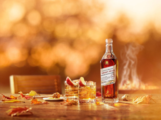 Johnnie Walker Sweet Peat setzt Blenders'-Batch-Reihe fort