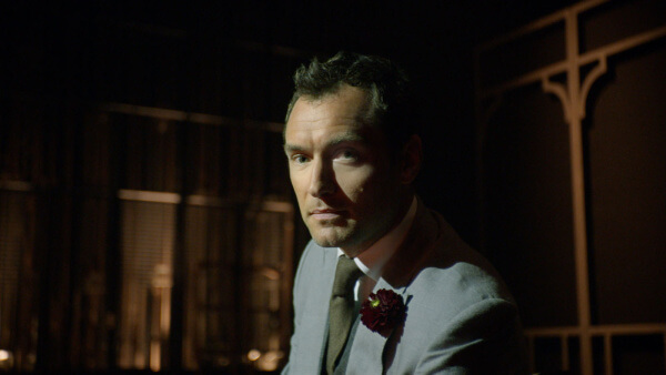 'Joy will take you further' - Schauspieler Jude Law
