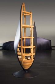 Exklusive Kooperation von Chivas Regal 18 Jahre und dem Designhaus Pininfarina - Skulptur