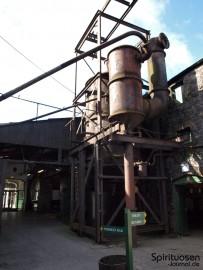 Kilbeggan Destillerie Abfüllung