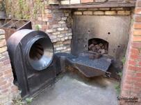 Kilbeggan Destillerie Befeuerung