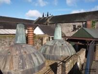 Kilbeggan Destillerie Brennblasen