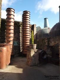Kilbeggan Destillerie Coffey Still Brennblasen