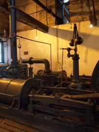 Kilbeggan Destillerie Dampfmaschine