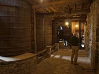 Kilbeggan Destillerie Gärtank unten