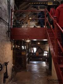 Kilbeggan Destillerie Halleneingang