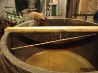 Kilbeggan Destillerie Maischen Schritt 1
