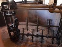 Kilbeggan Destillerie Mischwerk