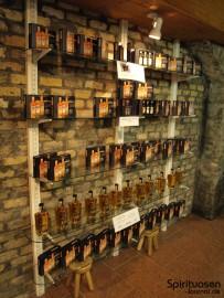 Kilbeggan Destillerie Shop