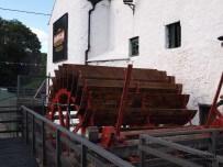 Kilbeggan Destillerie Wasserrad