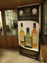 Kilbeggan Destillerie Whiskeys