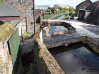 Kilbeggan Destillerie Zufluss