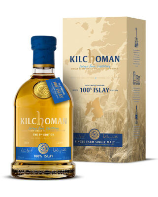 Kilchoman Distillery launcht 100% Islay 2019