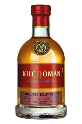 Kilchoman 2012 Vintage STR Single Cask