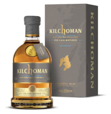 Launch des Kilchoman STR Cask Matured