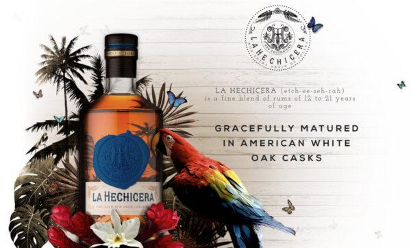 Offizieller Launch des La Hechicera Rum in Deutschland