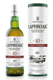 Laphroaig 10 Jahre Sherry Oak Finish