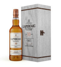 Laphroaig 30 Jahre Cask Strength 2016 Flasche