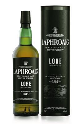 Markteinführung des Laphroaig Lore