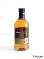 Drambuie Whiskylikör Rückseite