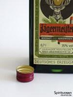 Jägermeister Verschluss