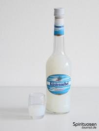 Küstennebel Glas und Flasche