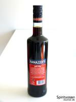 Ramazzotti Amaro Rückseite