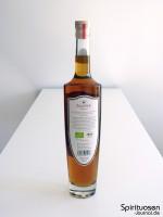 The Duke - Max & Daniel's Ingwer Liqueur Rückseite