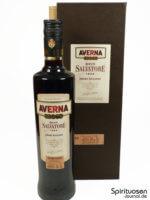 Averna Edizione Riserva di Don Salvatore Verpackung und Flasche