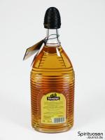 Bärenjäger Honiglikör Rückseite