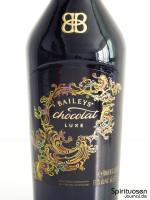 Baileys Chocolat Luxe Vorderseite Etikett